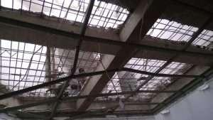 jasa bongkar lantai dak beton rumah 2020