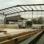 jasa bongkar gedung rangka baja wf 2020